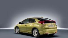 Honda Civic 2012: le prime foto ufficiali - Immagine: 12