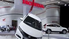 Honda Civic 2012: le prime foto ufficiali - Immagine: 2