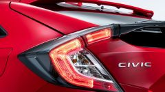 Honda Civic 2017, ha luci a led di serie