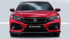 Honda Civic 2017: il nuovo frontale
