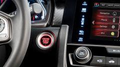 Honda Civic 2017, il sistema di infotainment