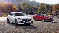 Honda Civic 2017: prova, dotazioni, prezzi - Immagine: 30