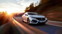 Honda Civic 2017: prova, dotazioni, prezzi - Immagine: 1