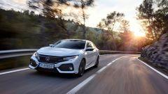 Honda Civic 2017: prova, dotazioni, prezzi - Immagine: 35