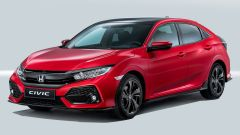 Honda Civic 2017: tutti i dettagli della versione europea