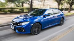 Honda Civic, il 1.6 diesel i-DTEC acquista l'automatico - Immagine: 3