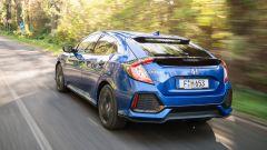 Honda Civic, il 1.6 diesel i-DTEC acquista l'automatico - Immagine: 4