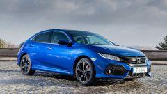 Honda Civic, il 1.6 diesel i-DTEC acquista l'automatico - Immagine: 11