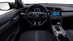 Honda Civic 2020, gli interni