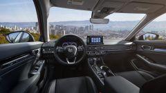 Honda Civic 2022: interni