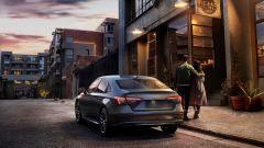 Honda Civic 2022: posteriore