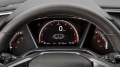 Honda Civic 5 porte 2017: il quadro strumenti