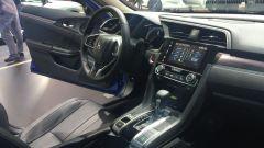Honda Civic Hatchback, gli interni