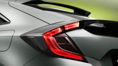 Honda Civic Hatchback prototype - Immagine: 9