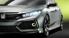 Honda Civic Hatchback prototype - Immagine: 11