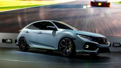 Honda Civic Hatchback prototype - Immagine: 1