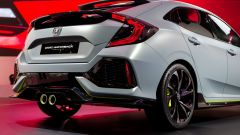 Honda Civic Hatchback prototype - Immagine: 4
