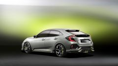 Honda Civic Hatchback prototype - Immagine: 10