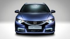 Honda Civic Tourer: le foto ufficiali - Immagine: 10