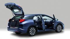 Honda Civic Tourer: le foto ufficiali - Immagine: 3