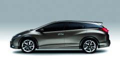 Honda Civic Tourer Concept - Immagine: 9