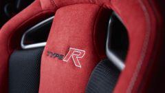 Honda Civic Type-R 2017: dettaglio dei sedili