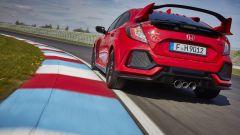 Come va la nuova Honda Civic Type-R in pista e su strada - Immagine: 1