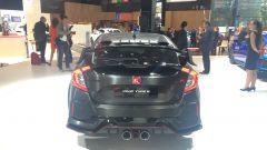 Honda Civic Type-R 2017, la coda