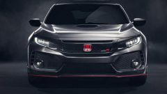 Honda Civic Type-R concept frontale
