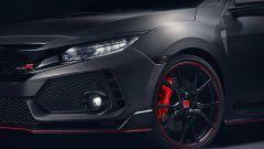 Honda Civic Type R - i cerchi da 20 pollici