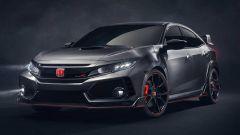 Honda Civic Type R - il motore è un 2.0 quattro cilindri turbo da circa 300 CV