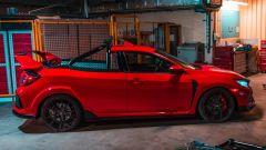 Honda Civic Type R pickup, più che bella... un tipo - Immagine: 3