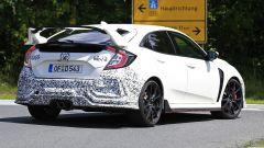 Honda Civic Type R, è già tempo di restyling. Le foto spia - Immagine: 8