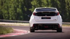 Honda Civic Type R vs Ford Focus RS in pista: guarda il video  - Immagine: 10