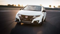 Honda Civic Type R vs Ford Focus RS in pista: guarda il video  - Immagine: 15