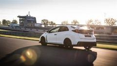 Honda Civic Type R vs Ford Focus RS in pista: guarda il video  - Immagine: 19
