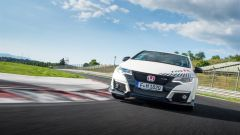 Honda Civic Type R vs Ford Focus RS in pista: guarda il video  - Immagine: 22