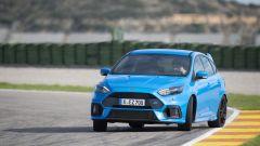 Honda Civic Type R vs Ford Focus RS in pista: guarda il video  - Immagine: 26
