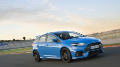 Honda Civic Type R vs Ford Focus RS in pista: guarda il video  - Immagine: 30