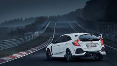 Honda Civic Type R da record al Nurburgring - Immagine: 10