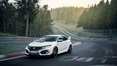 Honda Civic Type R da record al Nurburgring - Immagine: 12