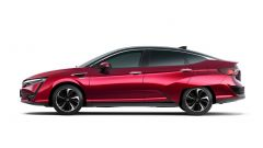 Honda Clarity Fuel Cell: vista di profilo