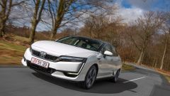 Honda Clarity Fuel Cell: così si guida un'auto a idrogeno (VIDEO) - Immagine: 1