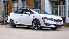 Honda Clarity Fuel Cell: così si guida un'auto a idrogeno (VIDEO) - Immagine: 5
