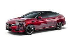 Honda Clarity Fuel Cell: così si guida un'auto a idrogeno (VIDEO) - Immagine: 12
