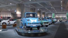 Honda Collection Hall: al secondo piano i veicoli di produzione