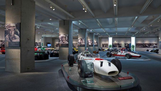 Honda Collection Hall: il terzo piano del museo, dedicato al mondo racing