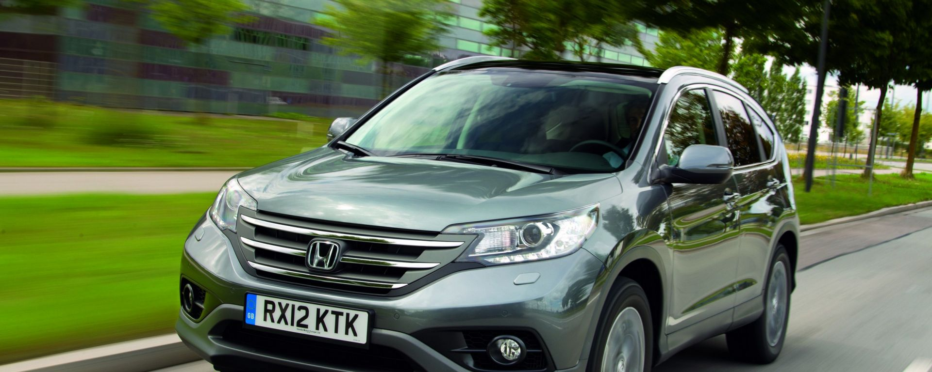 Honda CR-V 2013: dati, foto e video