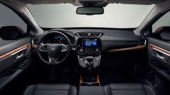 Honda CR-V 2018: gli interni