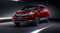 Honda CR-V 2018: vista 3/4 anteriore